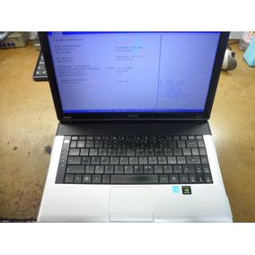 Notebook Msi Cr400 Modelo Ms-1451 Core 2 Duo 2gb Ram Hd250gb