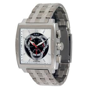f42c685f46e Relógio Ewc Emt13203 C Extra Grande Estilo Invicta Masculino ...
