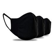 Kit 3 Máscaras Trifill De Tecido - Lavável Antimicrobiana