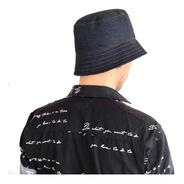 Sombrero Piluso Moda Trendy Bucket Hat