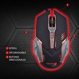 Mouse Usb Gamer Basico Exxpert Cyb M502 Al Por Mayor