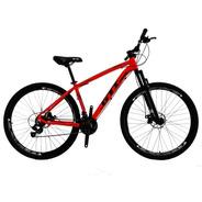 Bicicleta Aro 29 Gti Roma Freios Disco 21 Vel