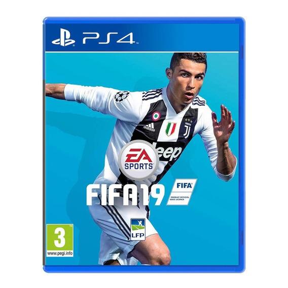 Fifa 19 Juego Ps4 Cd Nuevo Original Fisico Sellado Latino