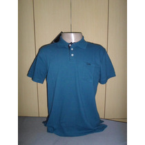 Camisa Polo Lee Tam. G Original!!! Ref. 9156