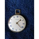 Reloj Sandoz De Bolsillo De Cuerda