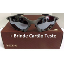 Oculos Oakley Romeo 1 2 Xmetal Juliet Double X Cinza Top D+