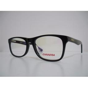 f0fdccca78749 Oculos Carrera Metal Aste Preta De Grau Sao Paulo - Óculos no Mercado Livre  Brasil