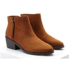 Zapato Bota De Mujer Forever 21 Importadas