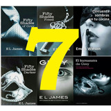 50 Sombras De Grey Coleccion Completa X8 *epub.mobi.kindle*