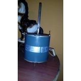 Motor Ventilador Condesador 1/2 Hp Un Eje 220v