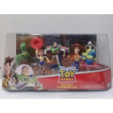 Toy Story Set De 5 Figuras Ideal Adorno Torta Woody Y Jessie