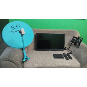 Tv Y Antena ,codificador Movistar