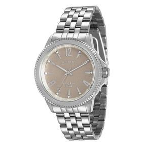 Relógio Feminino Seculus Pulseira De Aço - 28664l0svna5