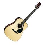 Yamaha F3hc Guitarra Acústica Con Estuche