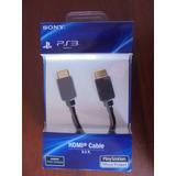 Cable Hdmi Original Sony Nuevo Y Sellado Ps3 , Ps4