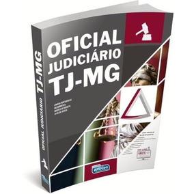 Tj-mg - Oficial Judiciário - Especialidade - Comissário Da I