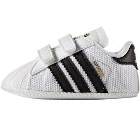 Bebe Cuna adidas Originals Superstar Crib White & Black Gym