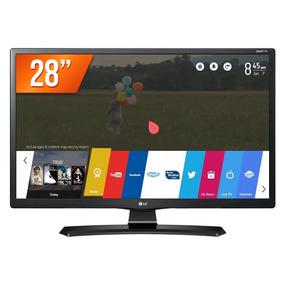 Smart Tv Led 28 Hd Lg 28mt49s-ps Hdmi Usb Wi-fi Integrado