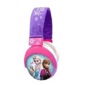 Fone De Ouvido Infantil Multikids P2 Frozen Headphone C/nf