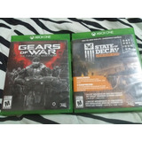 Gears Ultimate Edition Y State Of Decay