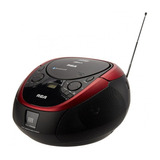 Boombox Radio Fm,usb, Aux In, Cd, Bluetooth Marca Rca