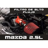Filtro Jbr Alto Flujo Para Mazda 3 6 Cx 3 5 2.5 L 2014