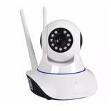 Camara Ip 360 Wifi Seguridad Interior Infrarrojo Celular