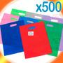 Bolsas Riñón Regalo Color Lisas 30x40 Gruesas A/d X 500 Unid