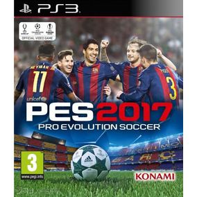 Pes 2017 Ps3 || Stock Ya! || Falkor!