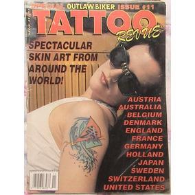 Tattoo Revue Nº 11 (1993) Revista Importada De Tatuagem