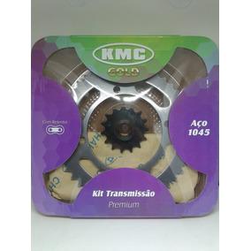 Kit Relação Xt 600 Com Retentor Completo Original Kmc