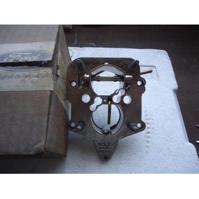Tampa Carburador Solex Brosol Ae 1.6 Alcool Pampa 82-95 Ford