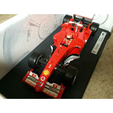 Ferrari F1-2004 Michael Schumacher.hot Wheels 1:18 E.l.
