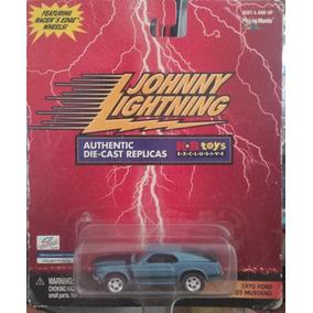 Johnny Lightning 1970 Ford Boss 302 Mustang Clasico