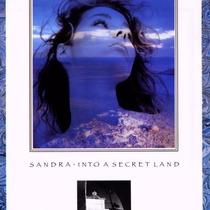 Sandra - Into A Secret Land - Cd - Made In Eu - Lacrado