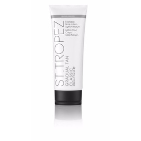St Tropez Gradual Tan Body Lotion Claro/médio 200ml