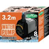 Bomba De Agua Sumergible 6008 Ecofount 2000 L/h 3.20m 40w