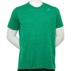 Remera Supernova Ss Verde adidas Sport 78 Tienda Oficial
