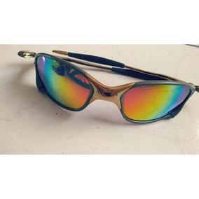 1e4f276c9416d Óculos Oakley Double Xx Juliete 24k Na Caixa Lançamento