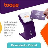 Toque - Naranja X