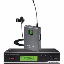 Sennheiser Xsw12 Microfono Inalambrico Corbatero Uhf
