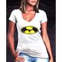 Promoção Camisetas Feminina Geek Nerd (buttman)