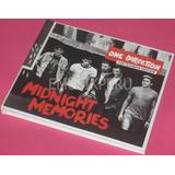 One Direction Midnight Memories Ultimate Nuevo Sellado Emk