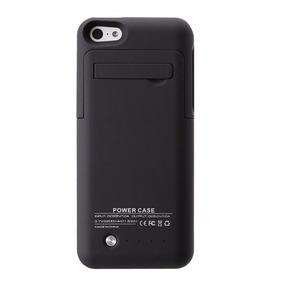 c5a0284630e Funda Bateria Cargador 100% Iphone 5 5c 5s Se 2200 Mah