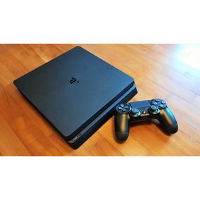 Playstation 4 Slim Ps4 500gb Con 6 Juegos!