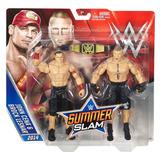 Pack Wwe John Cena Y Brock Lesnar + Título