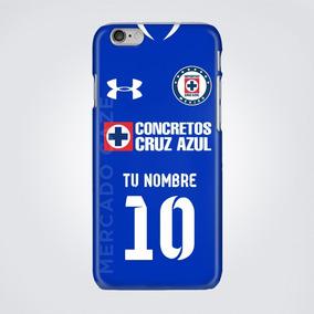 Case Funda Protectora Playera Cruz Azul Futbol Personaliza
