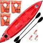 Kayak 3 Personas Atlantikayak Triplo Con Accesorios - Oferta