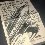 Afiche Volante Redonditos Indio Atenas Ori La Plata 90s Rfan
