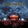 Cd Duplo Iron Maiden - Rock In Rio (928316)